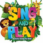 Sing & Play: Activity Songs for Kids (CD) at Kmart.com