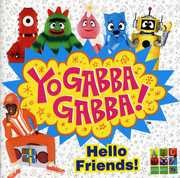 Yo Gabba Gabba: Hello Friends / Various (CD) at Kmart.com