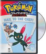 Pokemon Advanced Battle, Vol. 10: Hail to the Chef (DVD) at Sears.com