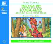 THROUGH THE LOOKING GLASS & WHAT ALICE FOUND THERE (CD) at Sears.com