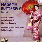 Madame Butterfly: Complete Opera in 2 Acts (CD) at Kmart.com