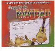 Regalo de Navidad 50 Exitos / Various (CD) at Sears.com