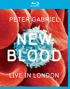 Peter Gabriel: New Blood - Live in London (DVD) at Sears.com