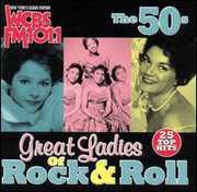 WCBS FM101.1: Great Ladies Rock N Roll 50's / Var (CD) at Kmart.com