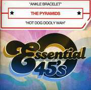 Ankle Bracelet / Hot Dog Dooly Wah (CD) at Kmart.com