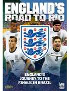 England's Road to Rio: Brazil World Cup 2014 [Import]