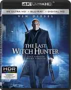 The Last Witch Hunter [4K Ultra HD + Blu-ray + Digital HD] , Vin Diesel