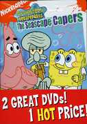 SpongeBob SquarePants: Sponge for Hire/The Seascape Capers (DVD) at Kmart.com