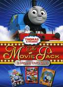 Thomas & Friends: 3-Movie Pack (DVD) at Sears.com