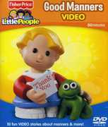 Fisher-Price Little People: Good Manners (DVD) at Kmart.com