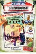 Drive-In Grindhouse: Psychedelic Fever/The Farmer's Other Daughter/Up Yours/Summer School (DVD) at Sears.com