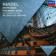 Handel: Water Music; Fireworks Music (CD) at Kmart.com