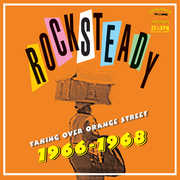 Rocksteady Taking Over Orange Street , Various Artists