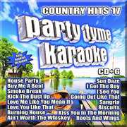 Party Tyme Karaoke: Country Hits 17 , Various Artists