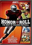 ESPN: ESPNU HONOR ROLL: BEST OF COLLEGE FOOTBALL 2 (DVD) at Kmart.com