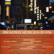 Broadway Musicals of 1956 / V.C.R. (CD) at Sears.com