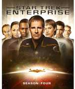 STAR TREK: ENTERPRISE - COMPLETE FOURTH SEASON (Blu-Ray) at Sears.com