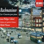Rachmaninov: Piano Concertos Nos. 1-4 [United Kingdom] (CD) at Sears.com