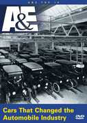 A&E TOP 10: CARS THAT CHANGED THE AUTOMOBILE (DVD) at Sears.com