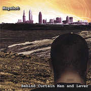Behind Curtain Man & Lever (CD)