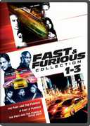 Fast & Furious Collection: 1-3 (DVD) at Kmart.com