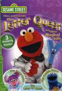 Sesame Street: Elmo and Friends - The Letter Quest and Other Magical Tales (DVD) at Kmart.com