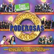 Sonideras Poderosas en 3 CDS / Various (CD) at Kmart.com