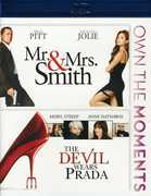 Mr. and Mrs. Smith/The Devil Wears Prada (Blu-Ray) at Sears.com