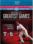Baseball's Greatest Games: 2011 World Series Game