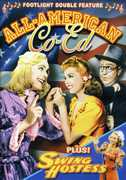 Musical Double Feature: All-American Co-Ed/Swing Hostess (DVD) at Kmart.com
