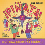 Pinata & More: Bilingual Songs for Children (CD) at Kmart.com