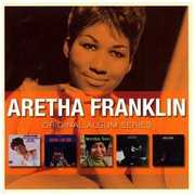 Original Album Series (5PC) , Aretha Franklin