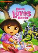 Dora the Explorer: Dora Loves Boots (DVD) at Sears.com
