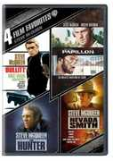 Steve McQueen: 4 Film Favorites (DVD) at Kmart.com