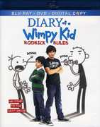 Diary of a Wimpy Kid: Rodrick Rules (Blu-Ray + DVD + Digital Copy) at Kmart.com