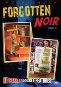 Forgotten Noir 1: Portland Expose & They Were So (DVD)