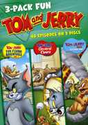 3-Pack Fun: Tom & Jerry (DVD) at Sears.com