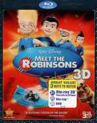 Meet the Robinsons 3D (3-D BluRay + DVD) at Kmart.com