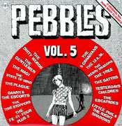Pebbles 5 / Various (LP / Vinyl) at Sears.com