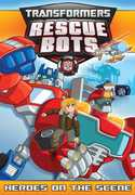 TRANSFORMERS RESCUE BOTS: HEROES ON THE SCENE (DVD) at Kmart.com
