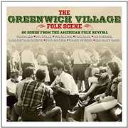 Greenwich Village Folk Scene /  Various (3PC) [Import]