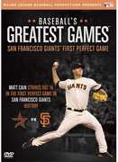 MLB: Baseball's Greatest Games - San Francisco Giants First Perfect Game (DVD) at Kmart.com