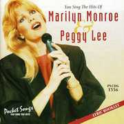 Karaoke: Marilyn Monroe & Peggy Lee (CD) at Kmart.com