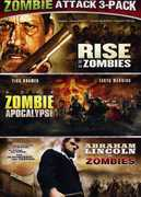 ABRAHAM LINCOLN V ZOMBIES / ZOMBIE APOCALYPSE (DVD) at Sears.com
