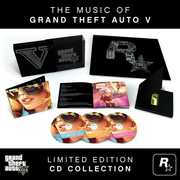 Music of Grand Theft Auto V / Various (CD) at Kmart.com