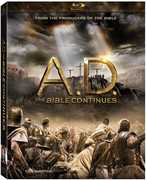 A.D. The Bible Continues , Richard Coyle