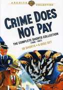 CRIME DOES NOT PAY: COMPLETE SHORTS COLLECTION (DVD) at Kmart.com