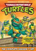 Teenage Mutant Ninja Turtles: The Complete Season 7 Set (DVD) at Kmart.com