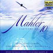 Mahler: Symphony No. 10 (CD) at Kmart.com