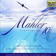 Mahler: Symphony No. 10 (CD) at Kmart.com